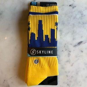 Skyline Unisex NWT Los Angeles Athletic Socks